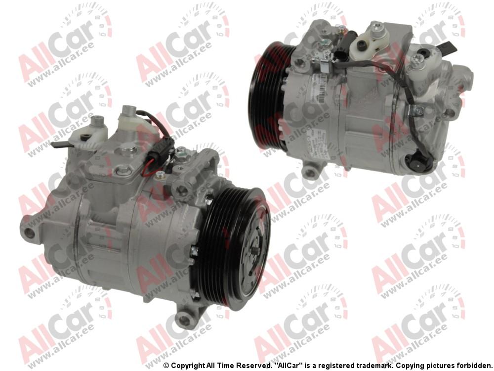 Compressor clutch hub - AC-1713082 - TKK016   OE: 4B0260805G