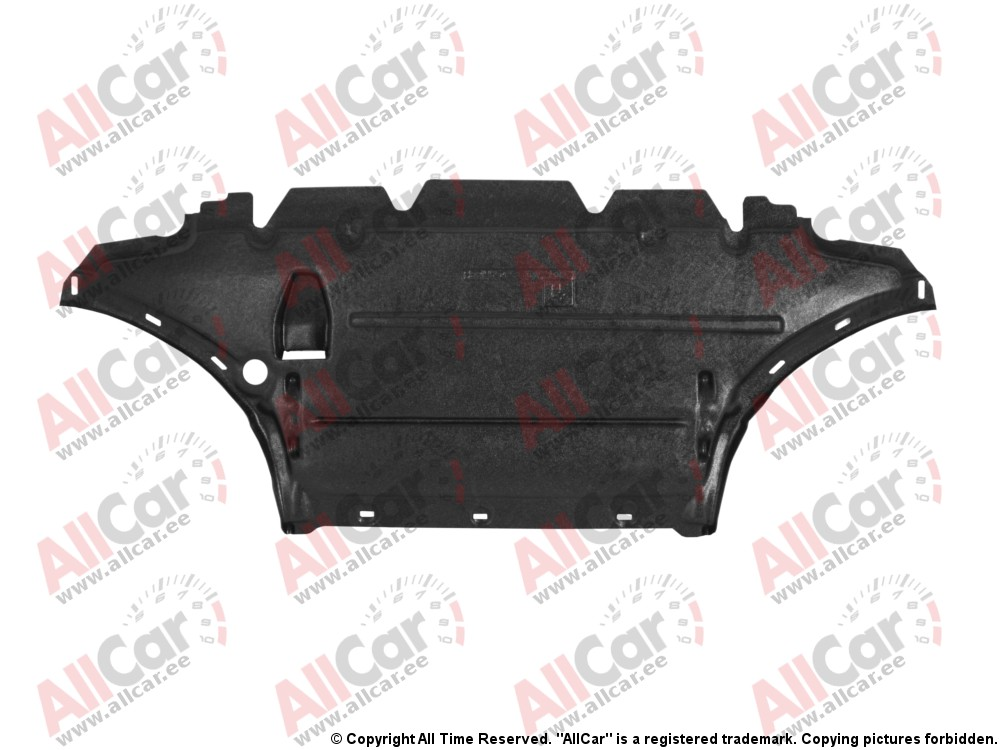 Under Engine Cover Ac 2565460 13d134 5 Protective Covers And